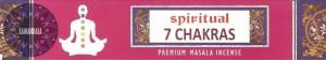Incienso Spiritual 7 chakras
